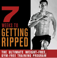 Icon Smartphone-App: 7 weeks to getting ripped