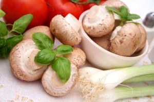 Warum Pilze gesund sind - Food Facts gesunde Lebensmittel