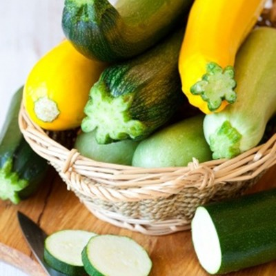 Warum Zucchini gesund sind - Food Facts gesunde Lebensmittel